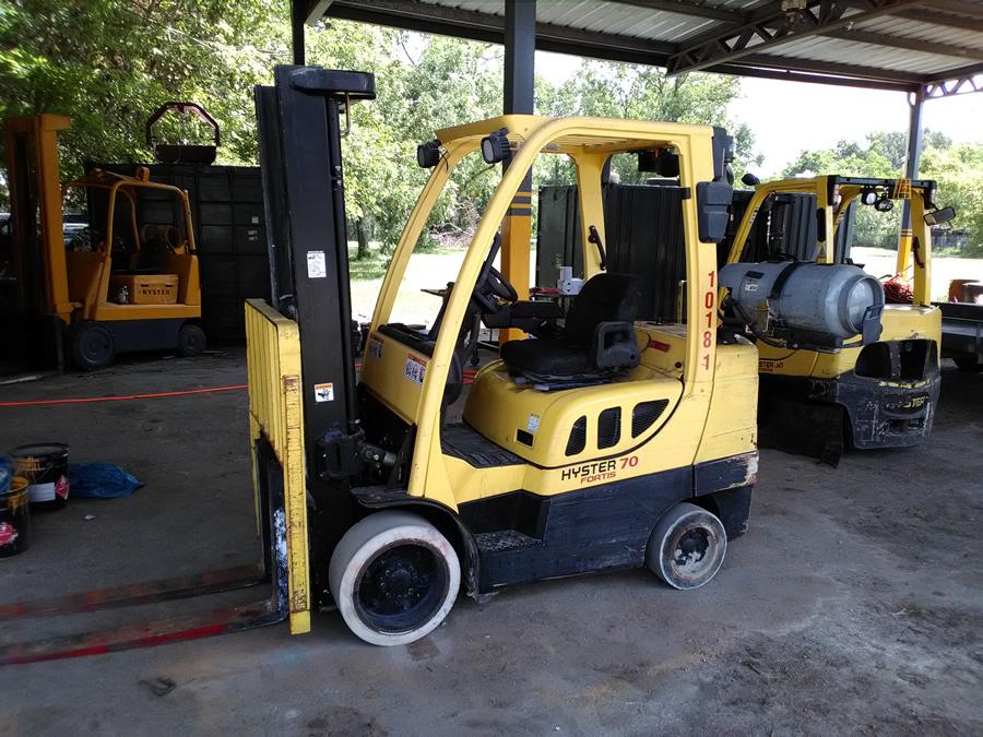 sandblasting industrial equipment
